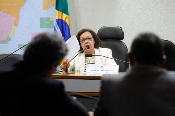 Senadora Lídice da Mata - Foto: Marcos Oliveira / Agência Senado